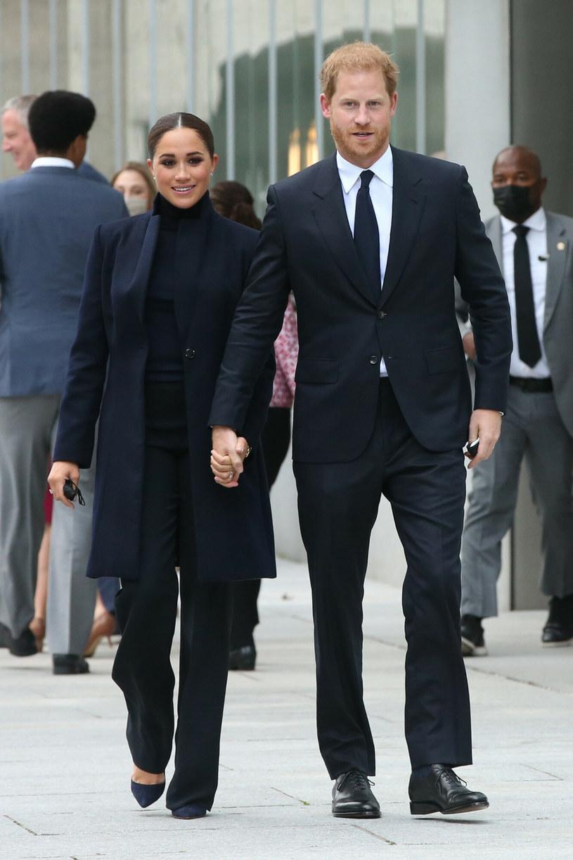 Meghan Markle i książę Harry /Christopher Peterson / SplashNews.com/East News /East News