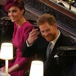 Meghan Markle i księżna Kate nie wytrzymały! Co je tak rozbawiło?!