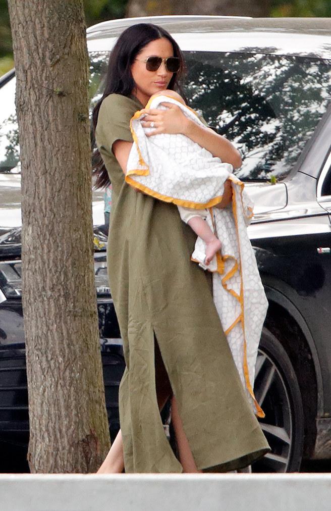Meghan Markle jest już szczęśliwą mamą Archiego /Max Mumby/Indigo /Getty Images