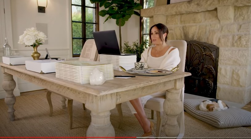 Meghan Markle kocha luksus i nie ma zamiaru tego ukrywać /screen /YouTube