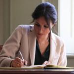 Meghan Markle pisze listy do kobiet w Wielkiej Brytanii