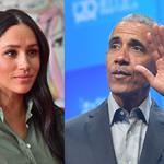 Meghan Markle próbowała dostać zaproszenie na urodziny Obamy! Była naprawdę zdesperowana