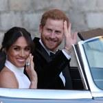 Meghan Markle spodziewa się dziecka. Szczęśliwa księżna Sussex i książę Harry