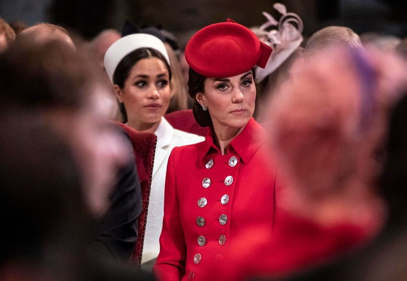 Meghan Markle wypowiedziała się na temat relacji członków rodziny królewskiej /Getty Images