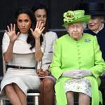 Meghan Markle zadzwoniła do królowej Elżbiety II! Oto co jej powiedziała
