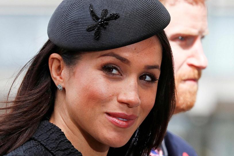 Meghan Markle źle czuła się w towarzystwie rodziny królewskiej? /ADRIAN DENNIS / AFP /East News