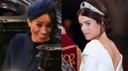 Meghan Markle zrobiła to specjalnie? Zepsuła ślub księżniczce Eugenii!