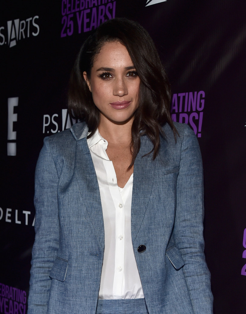 Meghan Markle /Alberto E. Rodriguez /Getty Images