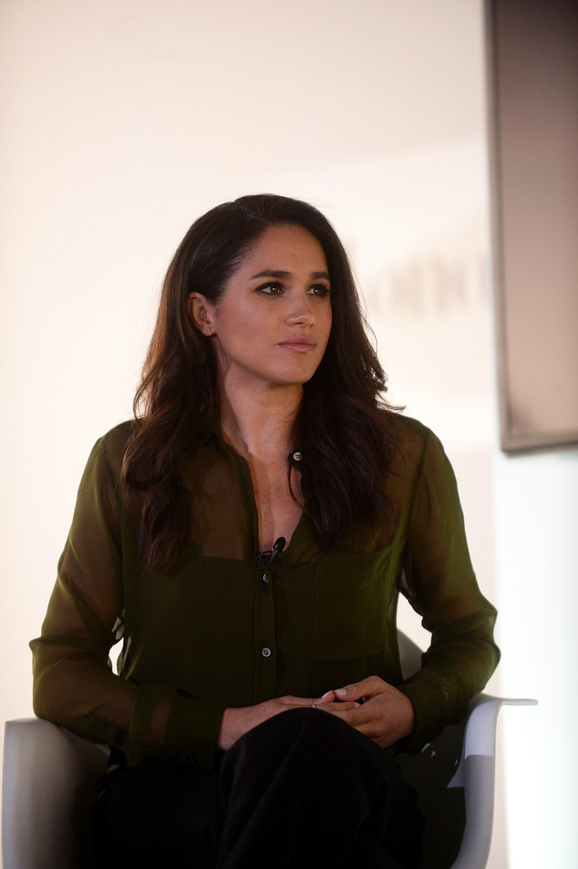 Meghan Markle /Darren McCollester /Getty Images