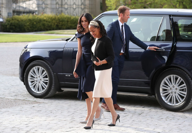 Meghan Markle /Getty Images