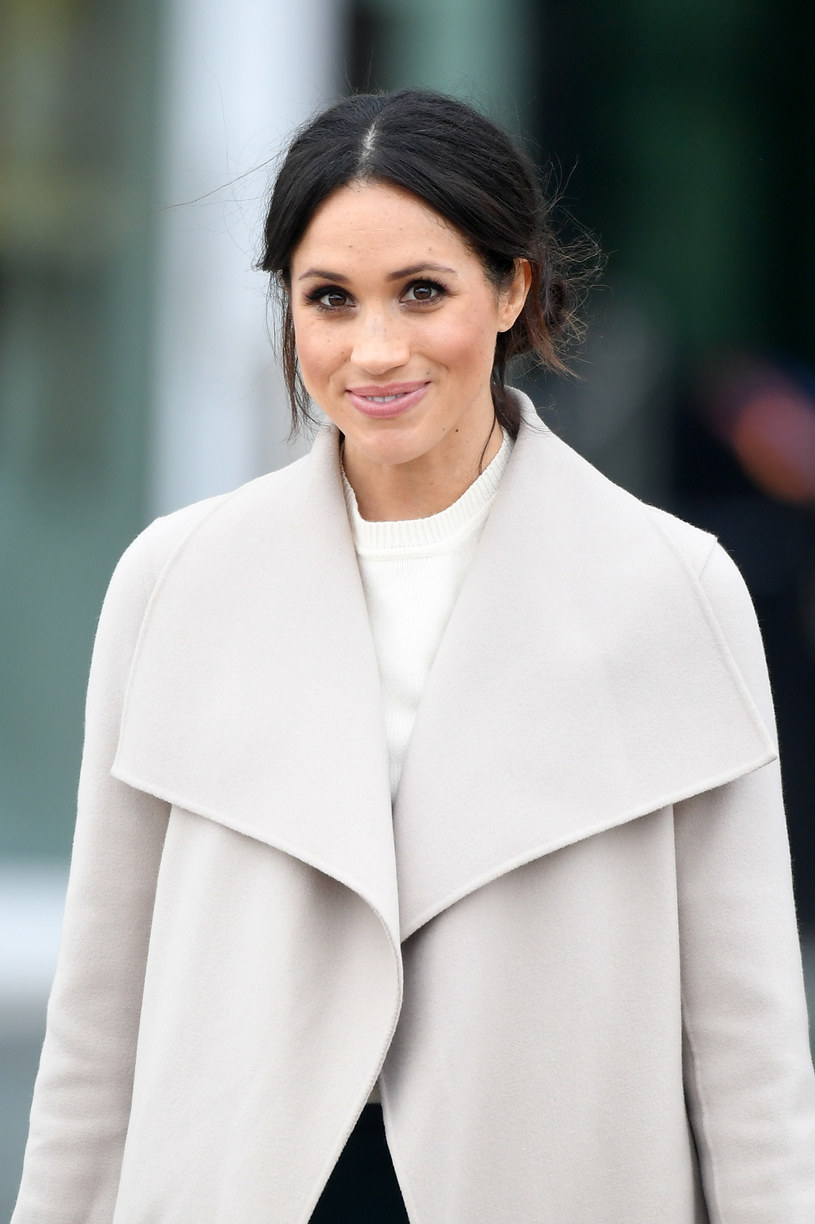 Meghan Markle /Samir Hussein /Getty Images
