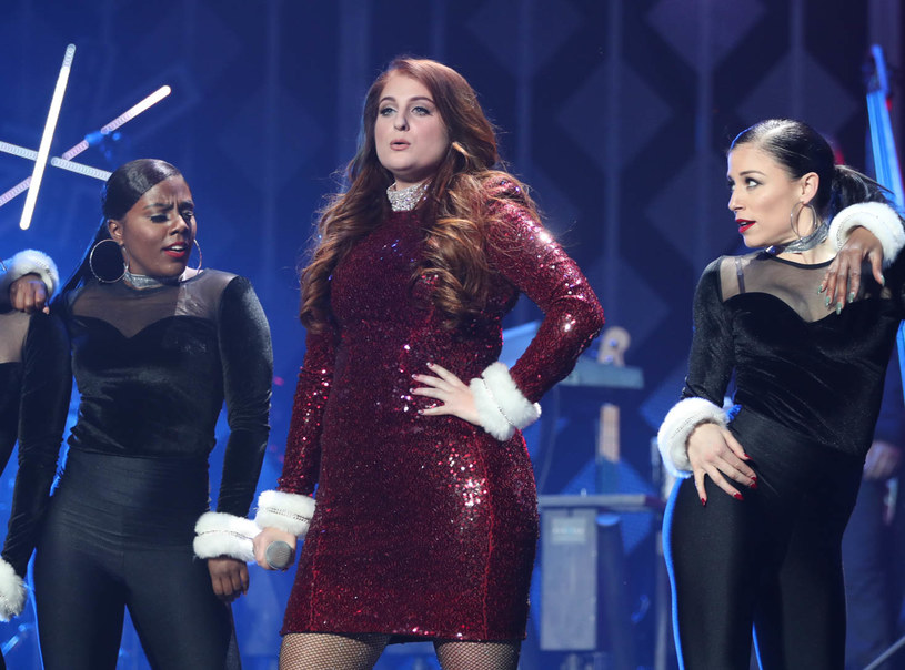 Meghan Trainor w 2016 roku /Christopher Polk /Getty Images