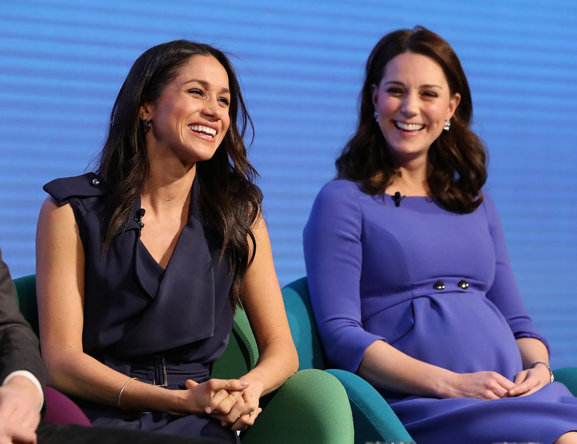 Meghan zazdrości Kate gromadki pociech /Chris Jackson /Getty Images