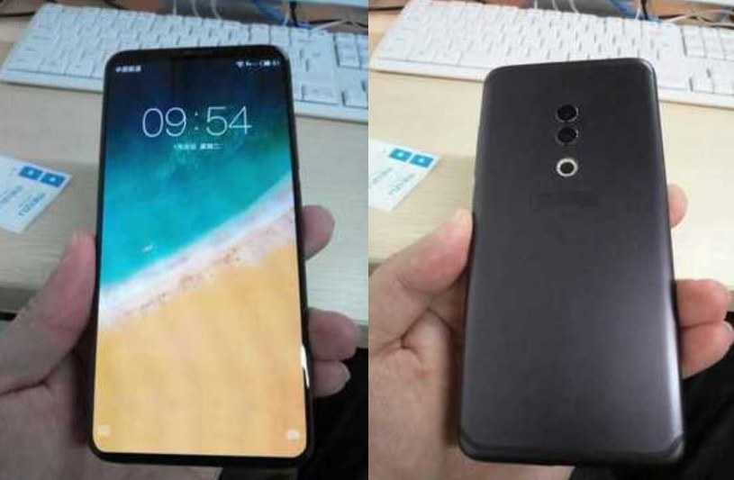 Meizu 15 Plus ma być konkurentem iPhone'a X /Weibo /Internet
