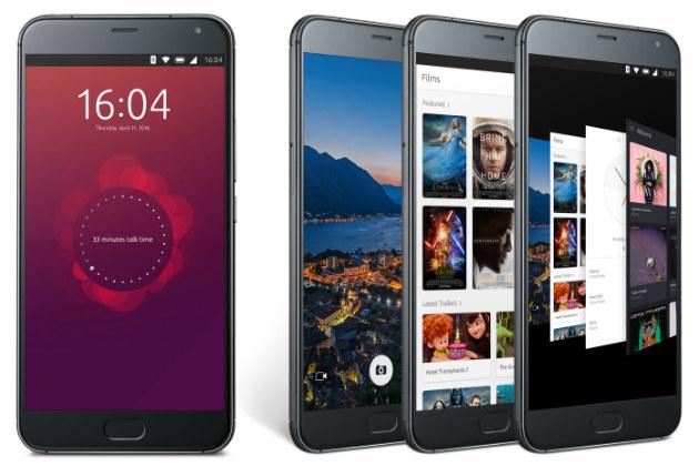 Meizu Pro 5 będzie najmocniejszym smartfonem z Ubuntu na pokładzie /materiały prasowe
