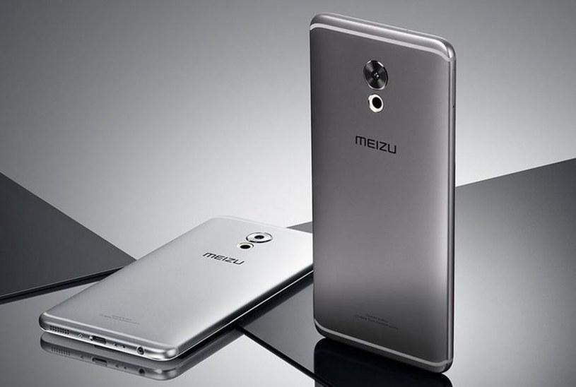 Meizu Pro 6 Plus to phablet z bardzo mocną specyfikacją /materiały prasowe