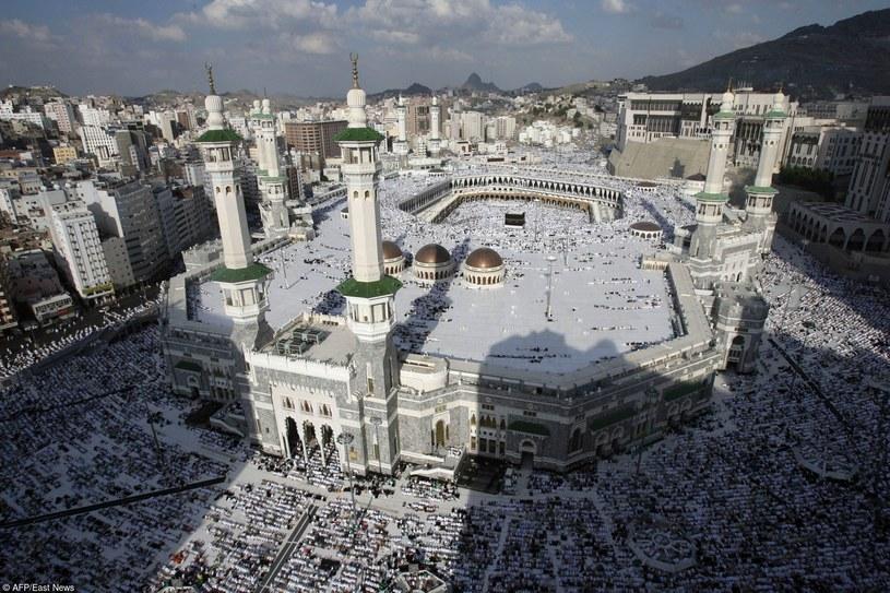 Mekka, zdj. ilustracyjne /MOHAMMED ABED /East News