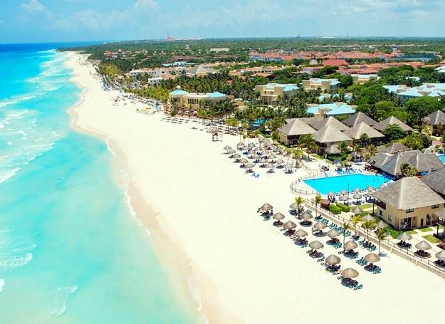 Meksyk - karaibskie plaże. /Itaka.pl