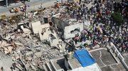 Meksyk: Silne trzęsienie ziemi. Rośnie liczba ofiar