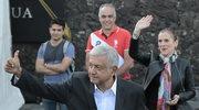 Meksyk: Sondaże wskazują, że Obrador wygrał wybory prezydenckie