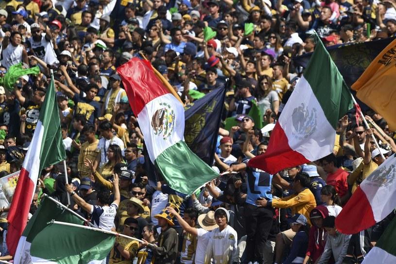 Meksykańscy fani /AFP