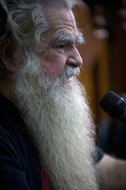 Meksykański szaman Antonio Vasquez /AFP