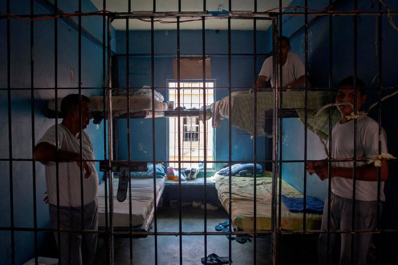 Meksykańskie więzienie; zdj. ilustracyjne /JULIO CESAR AGUILAR/AFP /East News