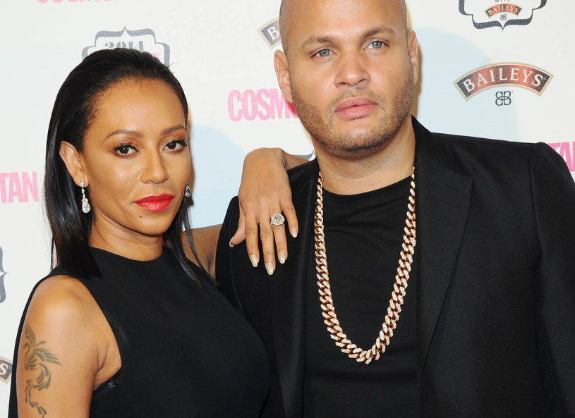 Mel B i Stephen Belafonte /Getty Images
