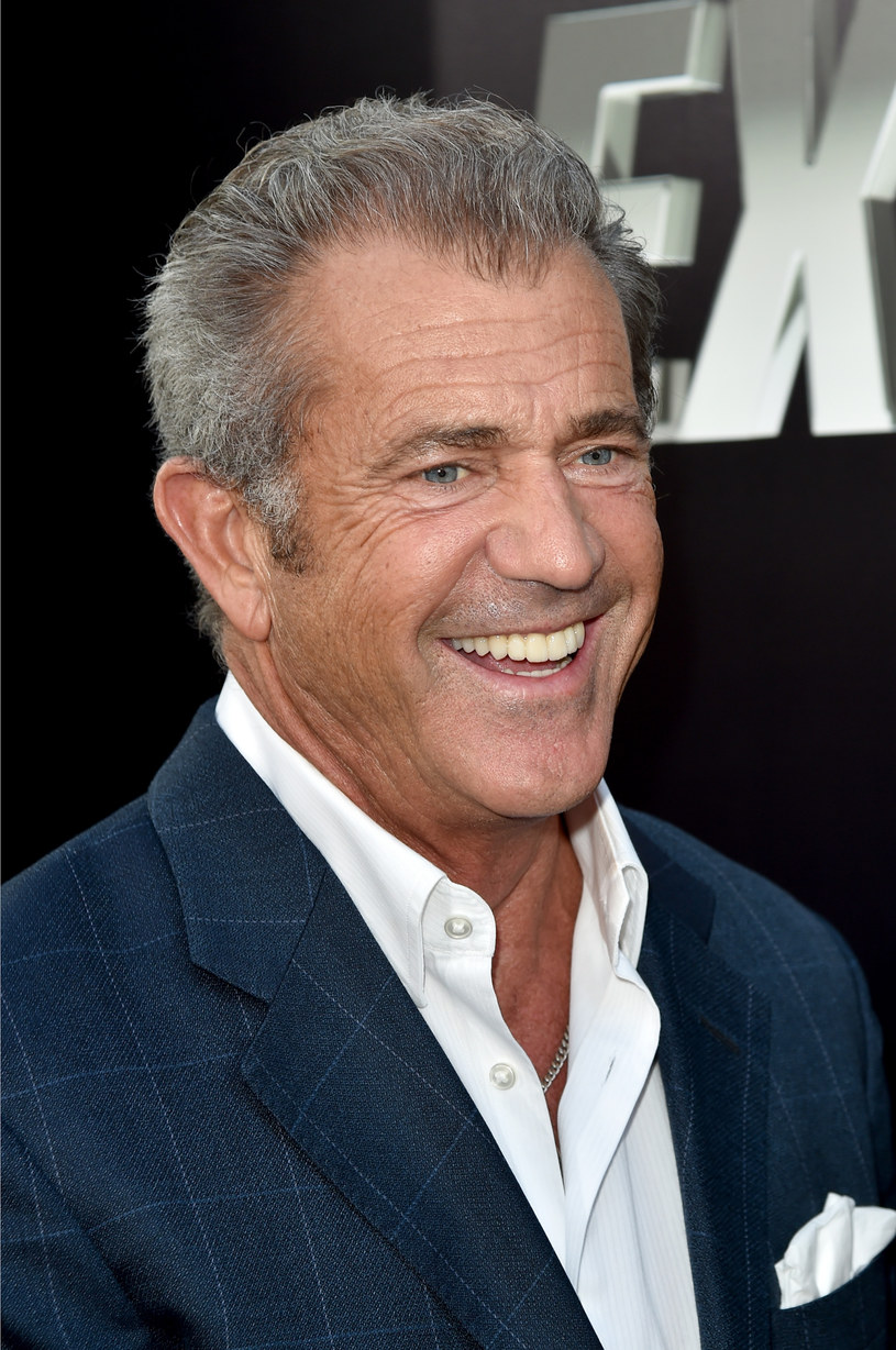 Mel Gibson - aktor, scenarzysta, reżyser, producent /Kevin Winter /Getty Images