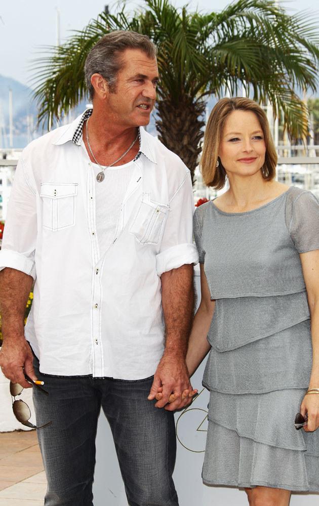 Mel Gibson i Jodie Foster przyjaźnią się od lat /Vittorio Zunino Celotto /Getty Images