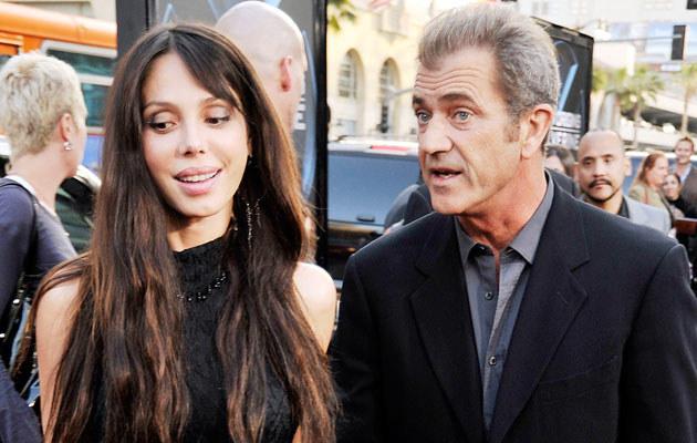 Mel Gibson i Oksana Grigorieva, fot. Kevin Winter  /Getty Images/Flash Press Media