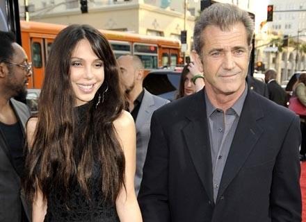 Mel Gibson i Oksana Grigorieva - nowa miłość /Getty Images/Flash Press Media