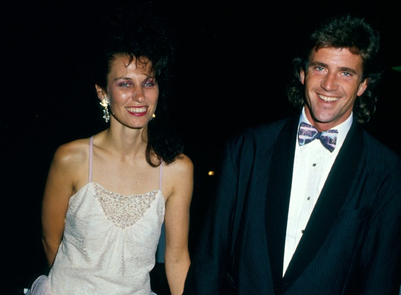 Mel Gibson i Robyn Moore /Kevin Winter /Getty Images