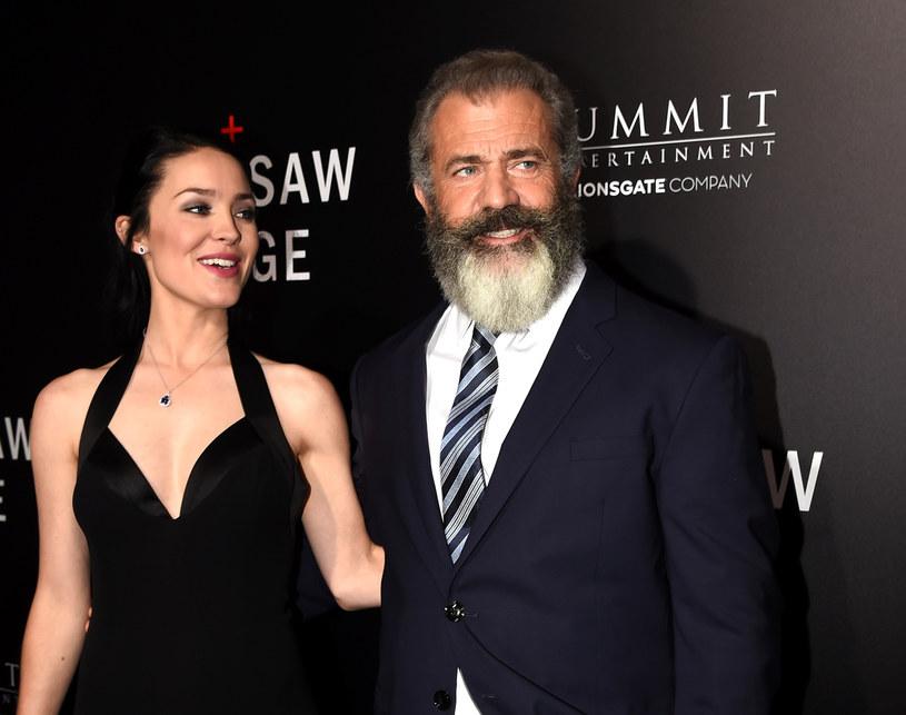 Mel Gibson, Rosalin Ross /Getty Images