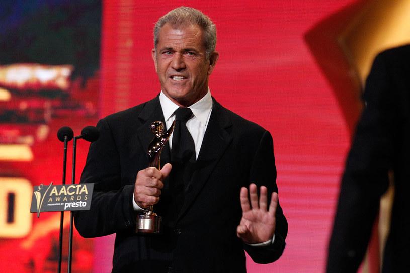 Mel Gibson został zmuszony do abstynencji /Getty Images