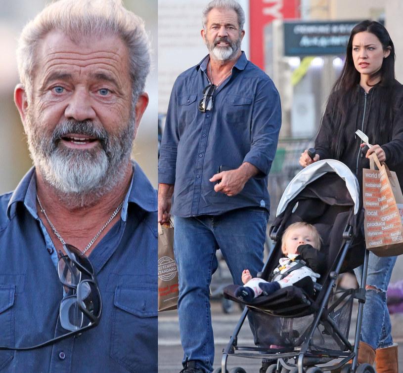 Mel Gibson /East News