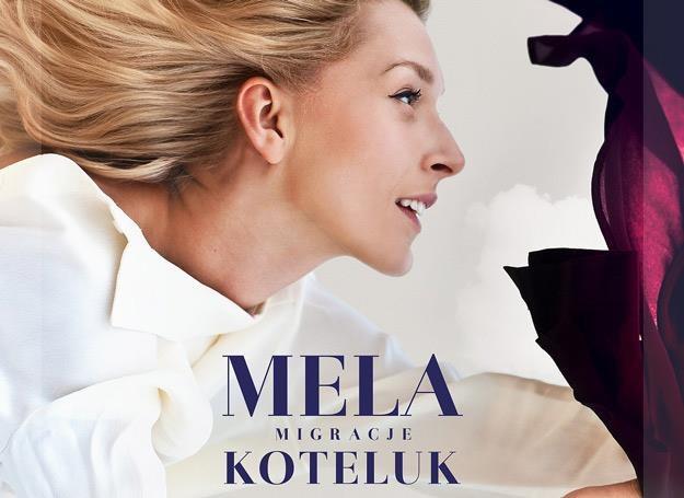 "Mela Koteluk na okładce płyty ""Migracje"" - fot. Honorata Karapuda /Warner Music Poland"