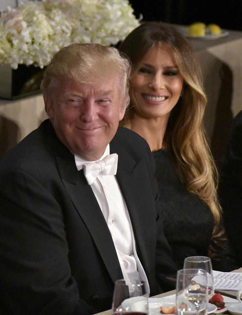 Melania jest trzecią żoną Donalda Trumpa /MANDEL NGAN /East News