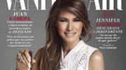 """Melania Trump na okładce meksykańskiego """"Vanity Fair"""""""