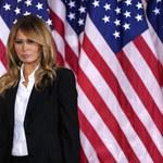 Melania Trump przerywa milczenie. Wyraźnie nawiązała do teorii męża
