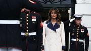 Melania Trump. Styl wypracowywała latami