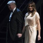 Melania Trump w zachwycającej kreacji. Co za figura!
