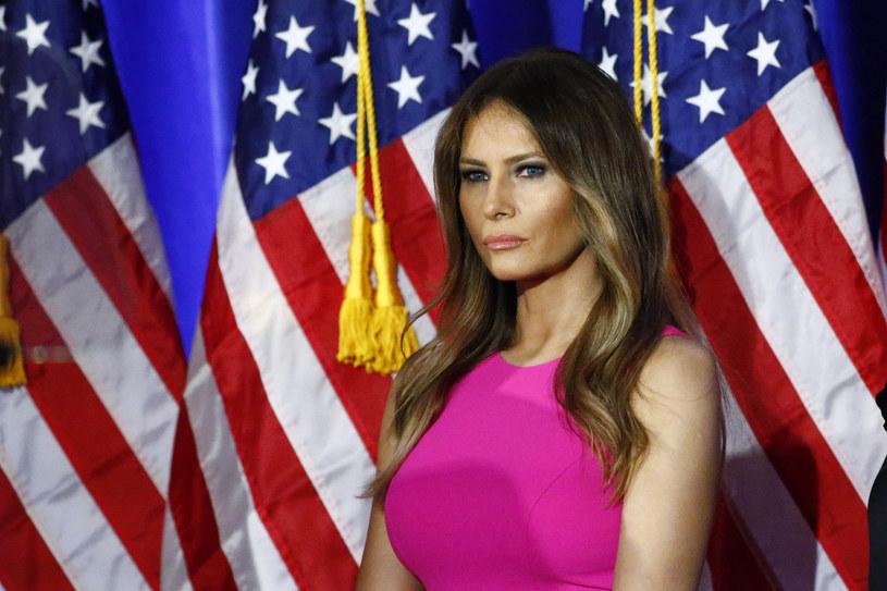 Melania Trump wytoczyła proces mediom /AFP