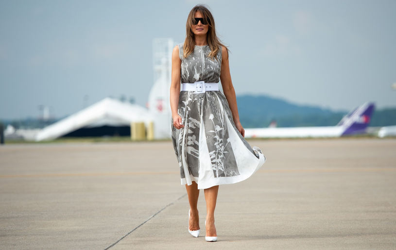 Melania Trump /East News