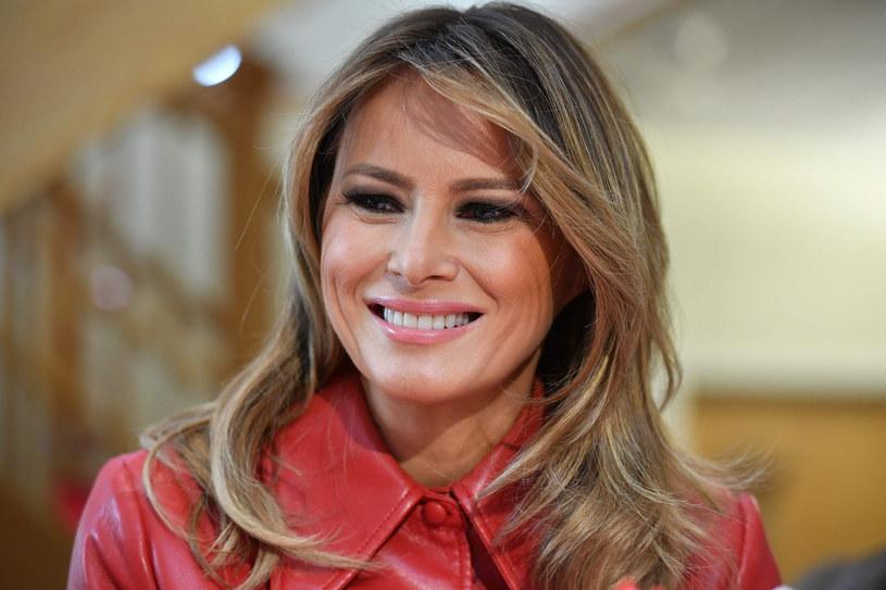 Melania Trump /MANDEL NGAN / AFP /East News