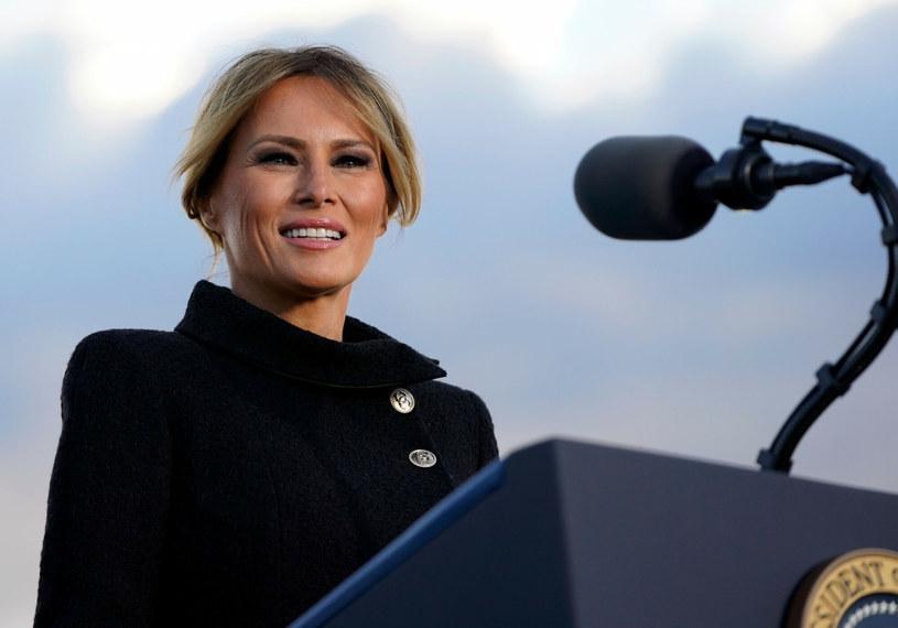 Melania Trump /ALEX EDELMAN/AFP/East News /East News