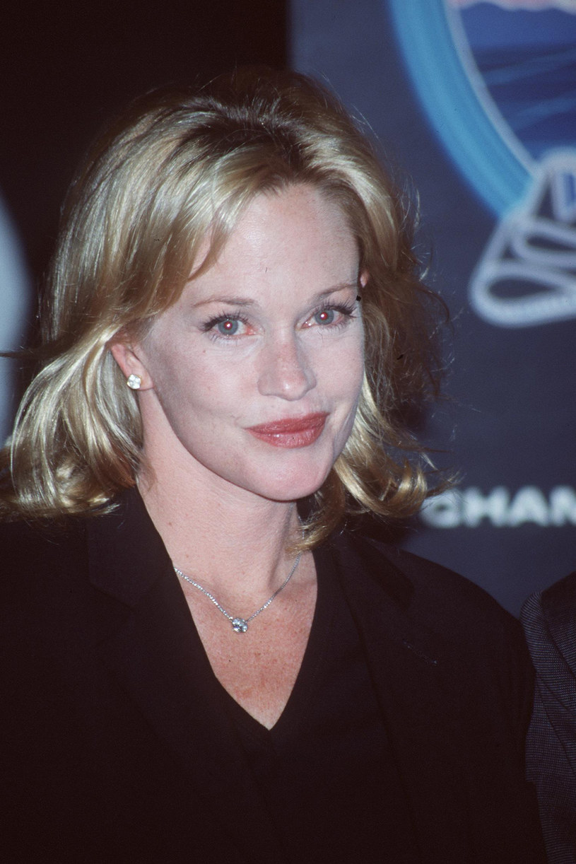 Melanie Griffith, 1998 rok /Brenda Chase /Getty Images
