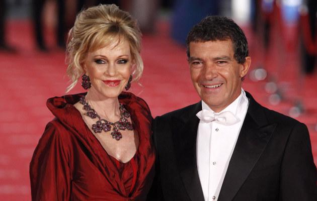 Melanie Griffith i Antonio Banderas rozwodzą się! /Pablo Blasquez /Getty Images