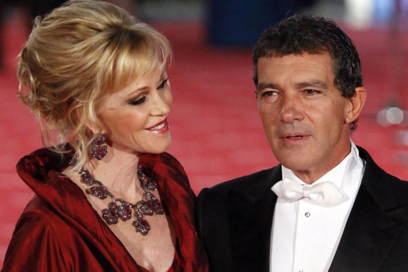 Melanie i Antonio są małżeństwem od 16 lat /Getty Images/Flash Press Media