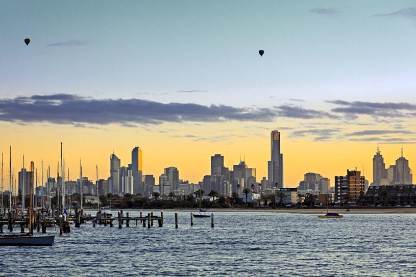 Melbourne o świcie /123RF/PICSEL